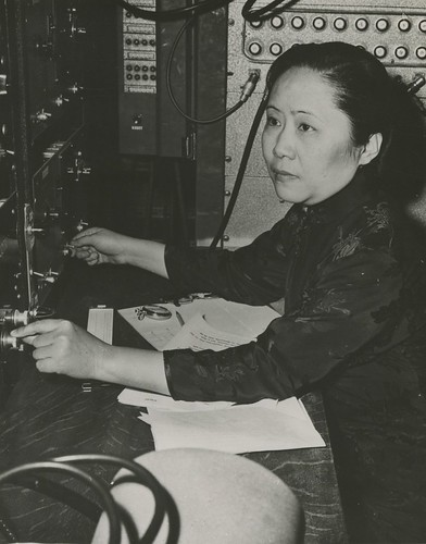 Chien-shiung Wu (1912-1997) | by Smithsonian Institution