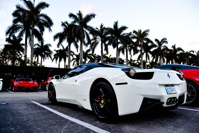 458 and friends. [EXPLORED]