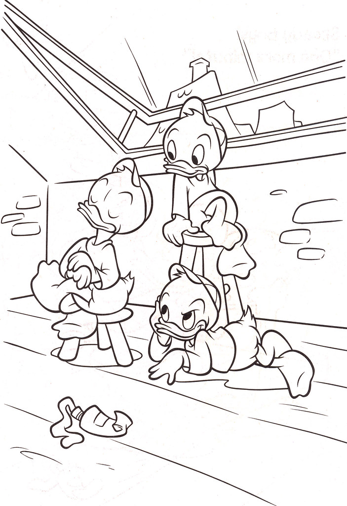 Free Disney Coloring Pages 24 Coloringpagesforkids Flickr