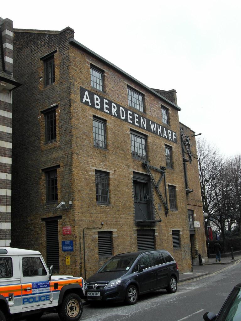 Aberdeen Wharf