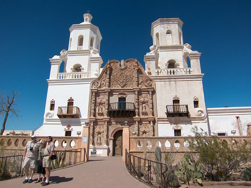 San Xavier Mission | by TenSafeFrogs