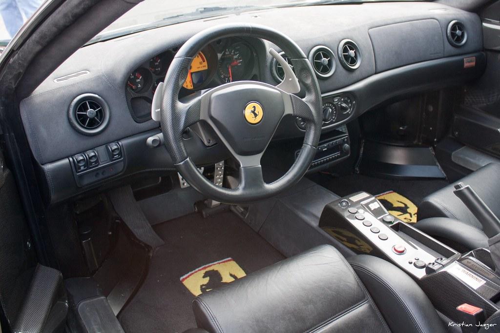 Ferrari 360 Challenge Stradale Interior Www Apexrally Com Flickr