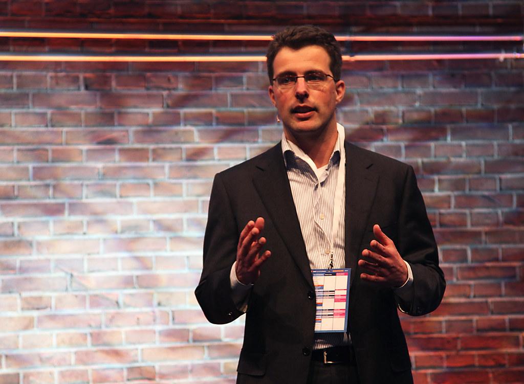Bart Verhoeven - D&B | B2B Marketing Forum | Flickr