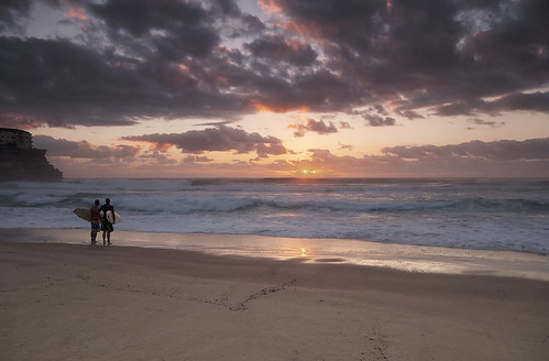 Sunrise over Manly | by nigelhowe