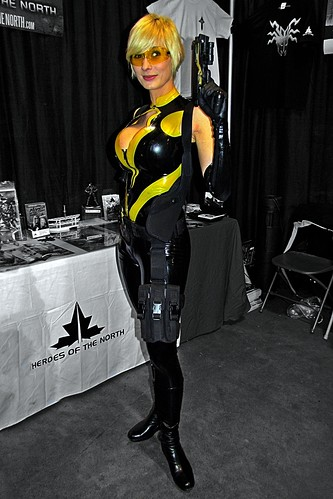 Hornet - Marie-Claude Bourbonnais | by 5of7