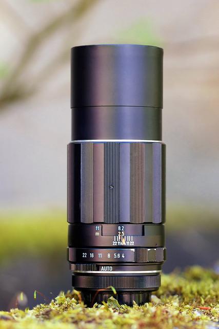 Asahi  S-M-C Takumar 200mm ƒ/4