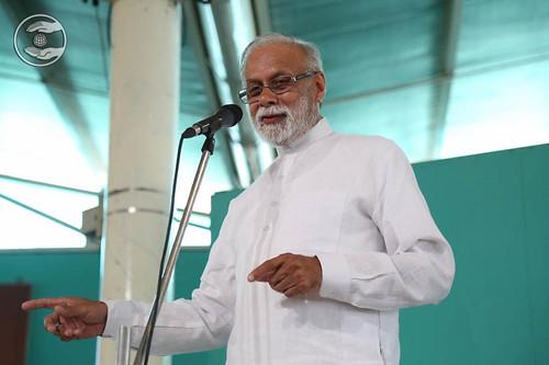 General Secretary, SNM UK, H.S. Upashak