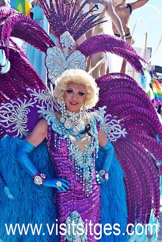 Gran Desfilada de la Gay Pride Sitges 2016!