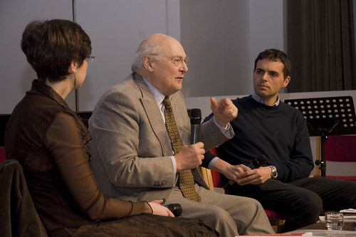 Stefano Zamagni all'Università dl Dialogo