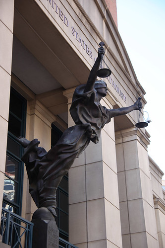 Albert V Bryan Federal District Courthouse - Alexandria Va - 0017 - 2012-03-10 | by Tim Evanson