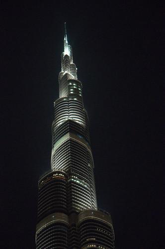 Burj Khalifa Spire | by WrldVoyagr