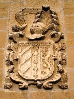 Labastida (Álava). Armas de Ramírez de la Piscina