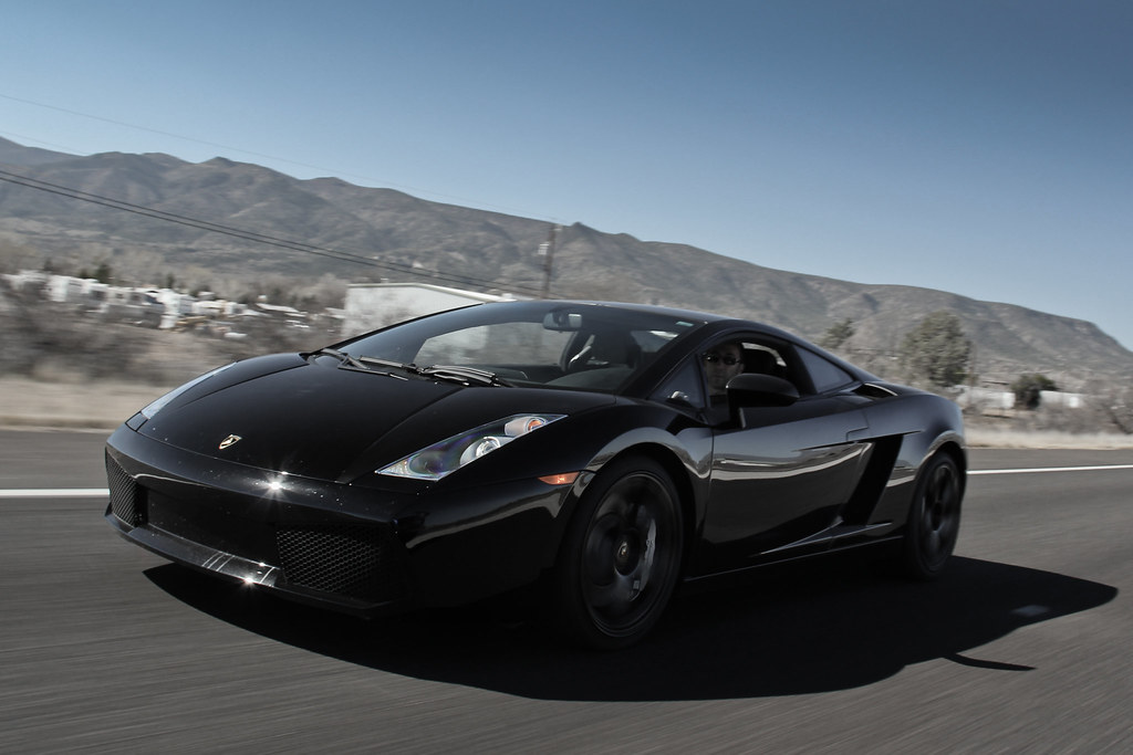 Lamborghini Gallardo Nera Supercar Specialists Drive To P Flickr