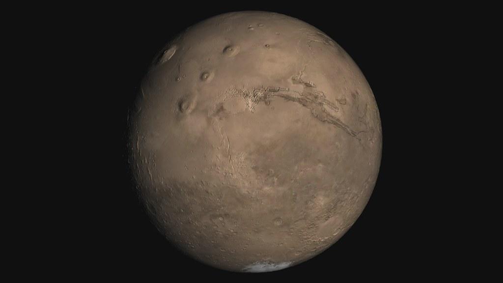 Rolling Mars [hd video]