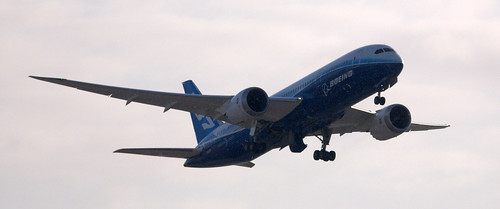 787 CYYZ Departure | by Ken Mist