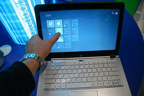 Touch on Laptop Screens | by IntelFreePress