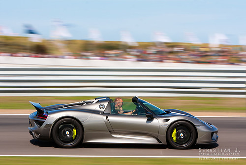 2014 Porsche 918 Spyder | by SJ-Photography