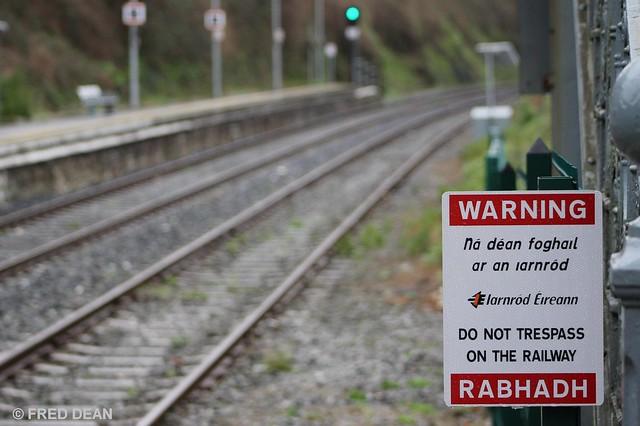 Rushbrooke Station, Co. Cork.