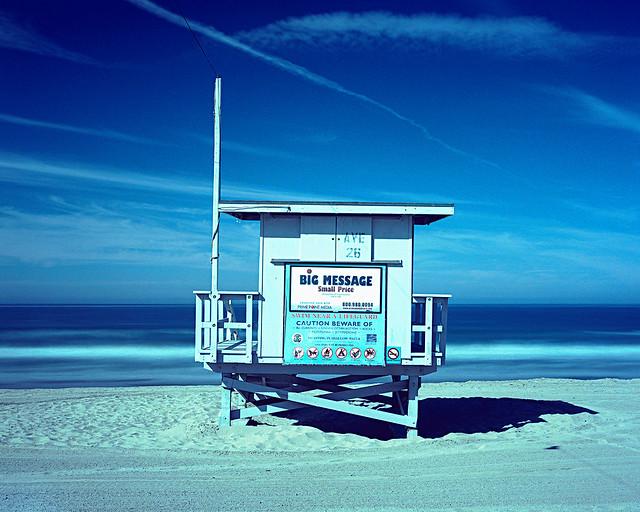 ave 26. venice beach, ca. 2009.