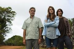 2012. február 16. 11:06 - George Clooney, Shailene Woodley és Nick Krause