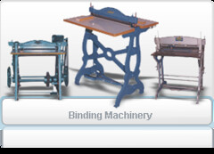 Binding Machinery | by rmpanchalindia