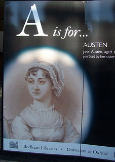 JANE AUSTEN AT THE BODLEIAN LIBRARY   by summonedbyfells