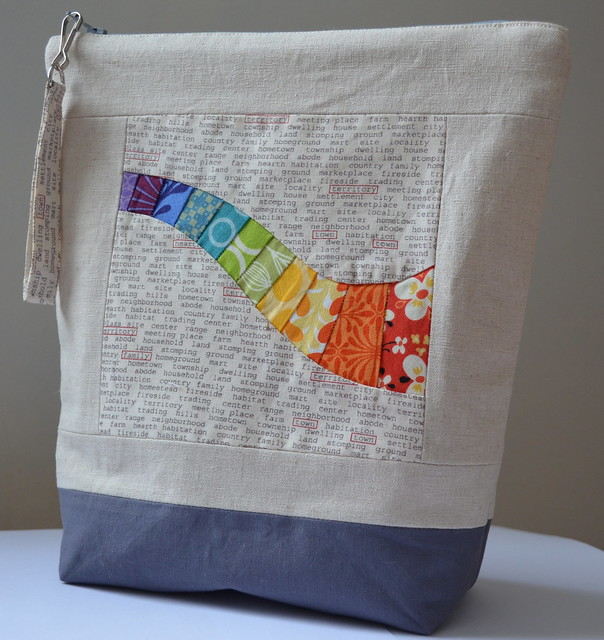 Mouthy Stitches Practice Pouch