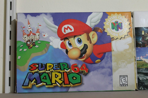 Super Mario 64 in the original box | by bdcrlsn