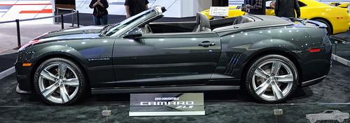 2013 Chevy Camaro ZL1 Photo