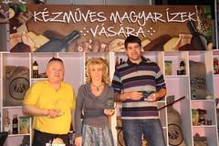 2011. március 12. 19:08 - Az első három helyezett: 1. Mézmúzeum 2.Békésszentandrási sörfőzde 3.Sonka Mester