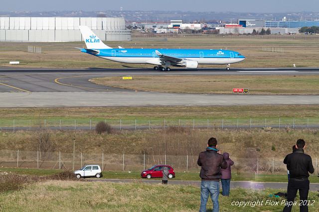 F-WWKK // PH-AKB KLM Royal Dutch Airlines Airbus A330-303 - cn 1294