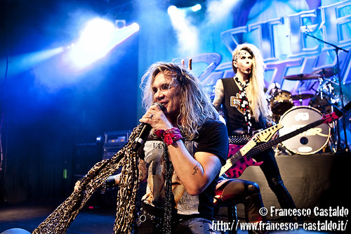 Steel Panther | by [devu]