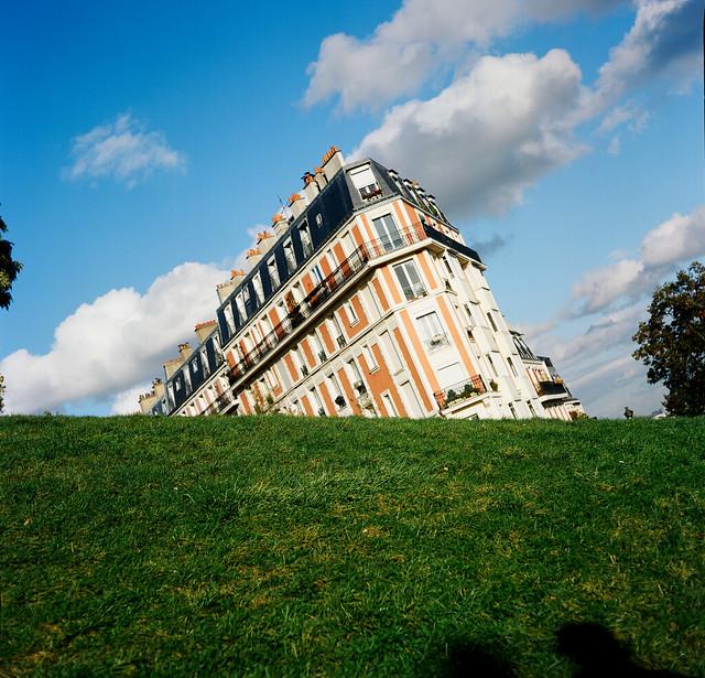 Sinking Montmartre a.k.a.