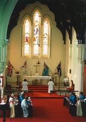st georges church 1989
