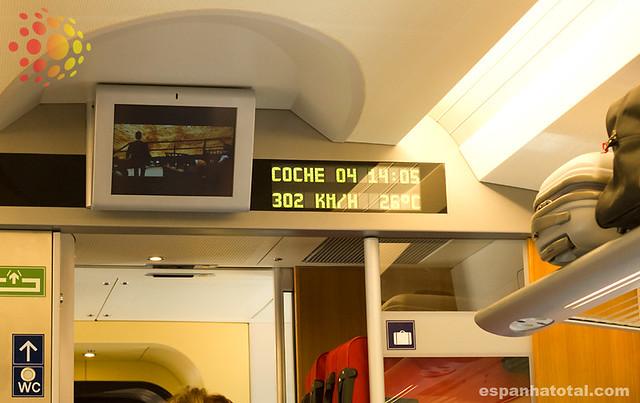 trem-bala espanhol