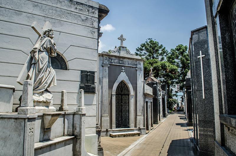 Cementerio Recoleta