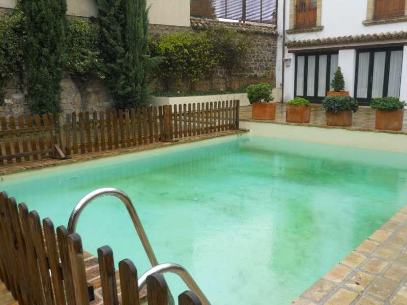 Jardin Hotel Baeza 3