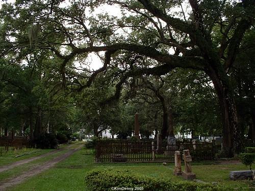 cemetery graveyard mississippi historic passchristian liveoakcemetery