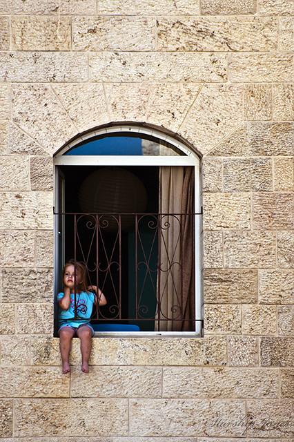 Window Child