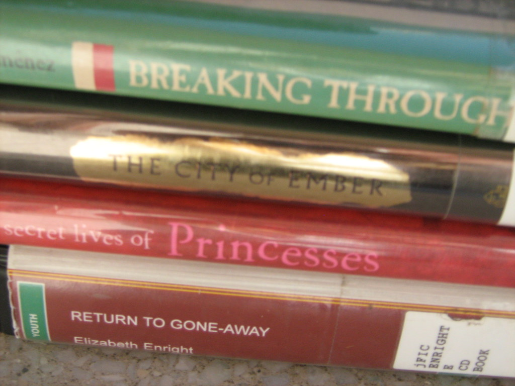 Park Hill Teen Advisory Council Book Spine Poetry | Book Spi