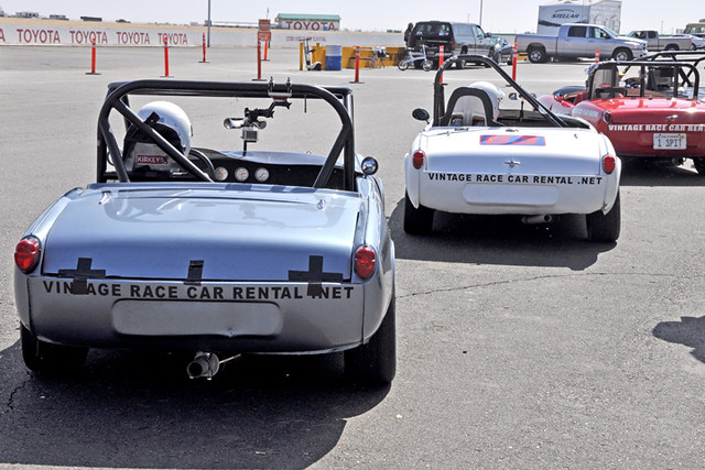 Triumph grid 9