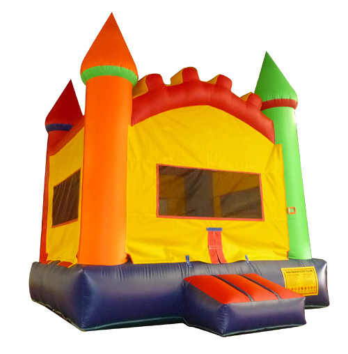 Image result for inflatable castle