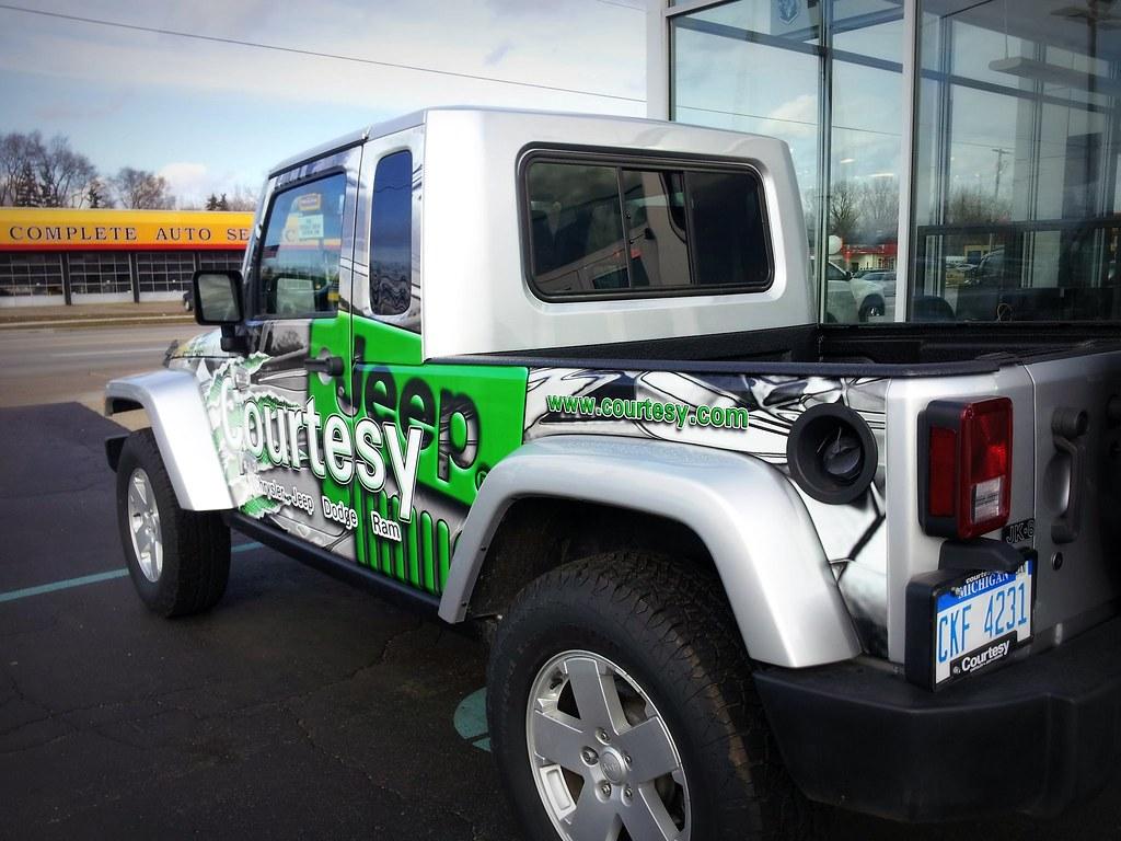Courtesy Chrysler Jeep Dodge >> Jk 8 Jeep Wrangler Pickup Conversion Kit By Mopar Get A Cl