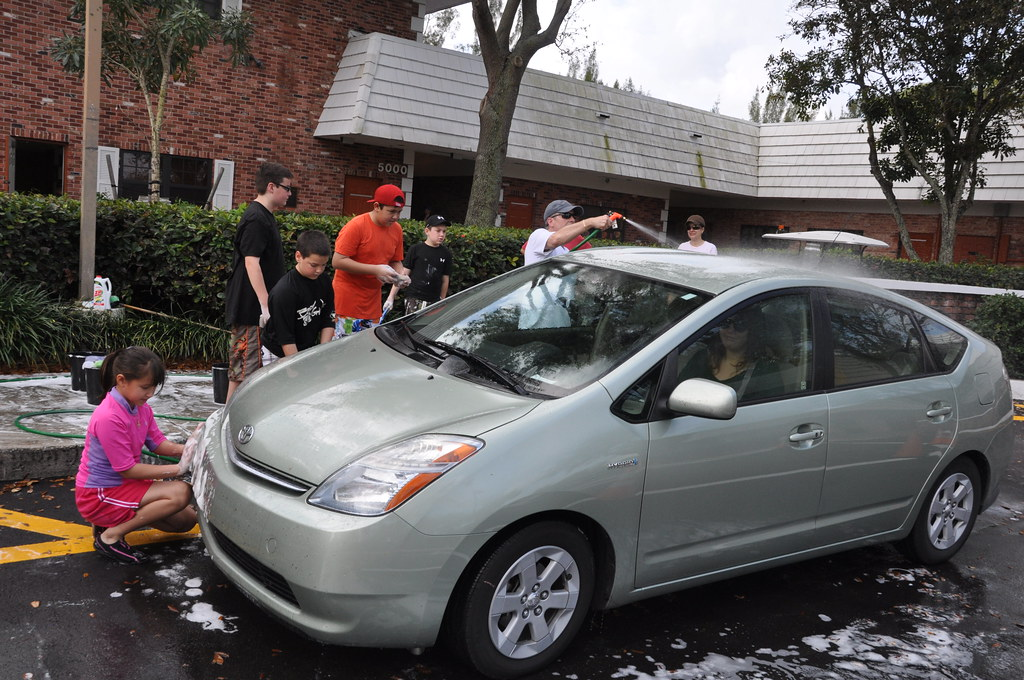 Heritage Car Wash: American Heritage Car Wash