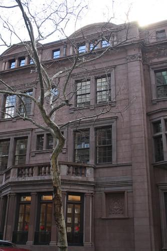 Unusual building in NYC   by DianthusMoon