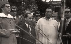 إحدى المناسبات الرسمية  - المغرب - 1977