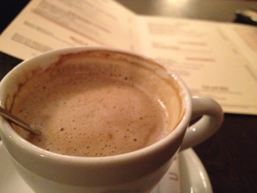 cafe au lait   by Jeni Rodger