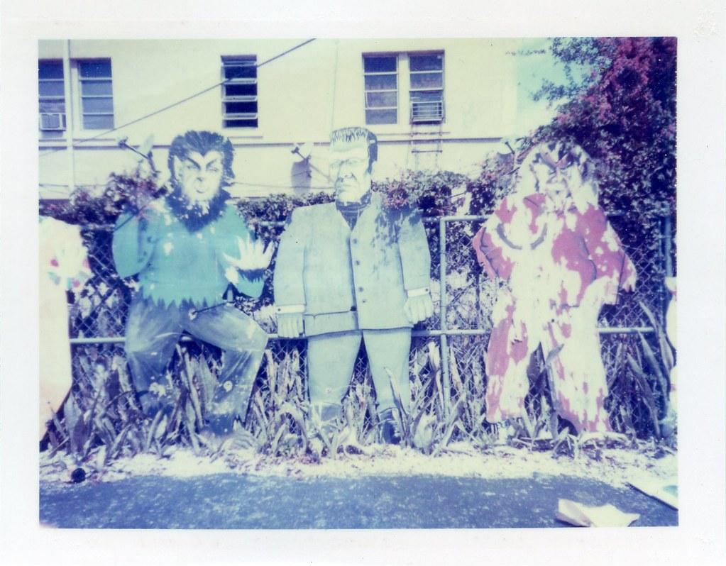 La Casa De Los Trucos Calle Ocho Polaroid Super Colorpack Flickr