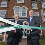 Opening of Sanderling Court