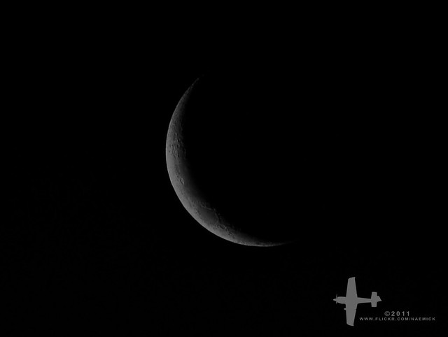 Moon - 26th March 2012